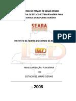 Reg_Fundiária_MINAS_2008_Revisado