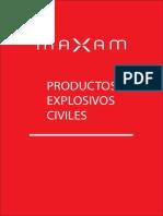 Catalogo MAXAM