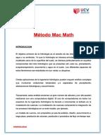 document MAC MATH