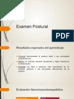 CLASE 3 POSTURA