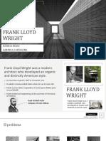FRANK LLOYD WRIGHT.pptx