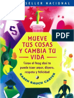 Excerpt from Move Your Stuff, Change Your Life (Spanish edition)