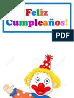 cumpleaños toe