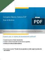 Conceptos Básicos Sistema ESP grupo monitoreo