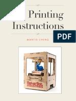 3D printing_makebot