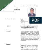 CV Ing. Alejandro Vildoso actualizado