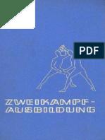 DDR - Hb  Zweikampfausbildung n_1973