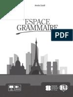 Espace Grammaire soluzioni