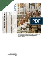 Cortes de Cádiz - Comentario de texto histórico