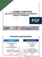 PROCESO CONTRAVENCIONAL Y COACTIVO FCM