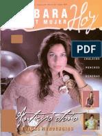 Claudia Revista Barbara Hoy Crochet