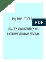 Microsoft PowerPoint - LOS ACTOS ADMINISTRATIVOS Y EL PROCEDIMIENTO ADMINISTRATIVO(1)