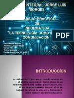La tecnología como medio de comunicación