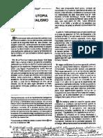 Modernidad, utopía andina y socialismo en el Perú