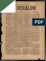 El Heraldo. Comercio, industria, literatura y variedades No 18