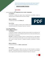 ESPECIFICACIONES TECNICAS IVP