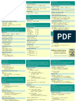 beginners_python_cheat_sheet_pcc_all
