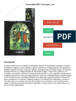 Descargar Leer Download Read. Descripción. Magia Medieval (Tabla de Esmeralda) PDF - Descargar, Leer English Version