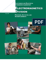 electromagnetics division