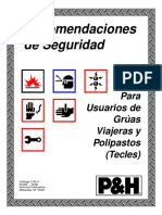 011 Manual Del Operador P&H