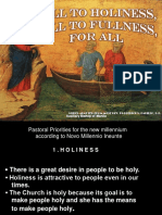 Call-to-Holiness