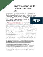 Fiscalía usará testimonios de Graña y Montero en caso Odebrecht