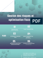Optimisation fiscale