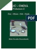 Odu Orisa Vol 2