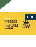 CATALOGO DW 2020 UL