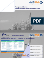 HMSWeb – Handover Management System