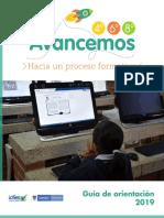 Guia de orientacion avancemos 2019.pdf