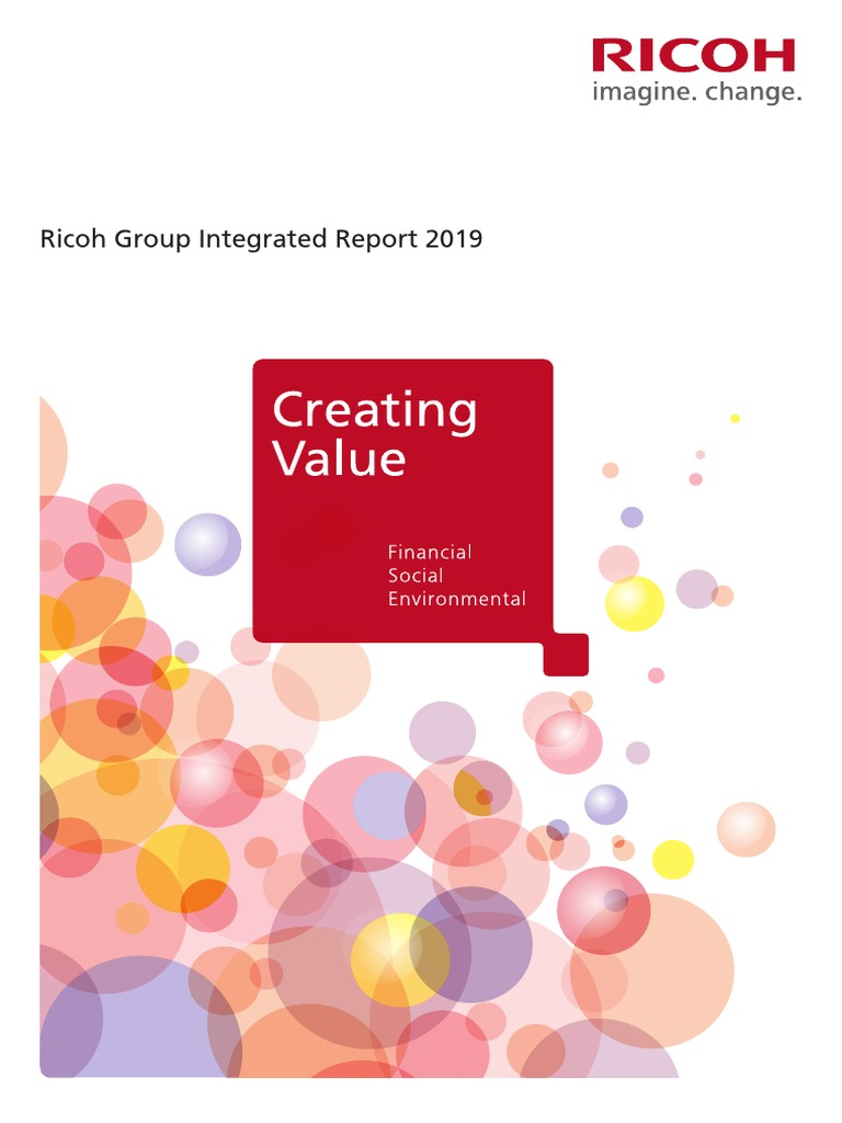 Ricoh Corporate Governance Strategic Management