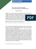 Andow, J. - Abduction Methodology