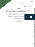 AFASTADA A PRESCRIÇÃO 1015285-04.2015.8.26.0224
