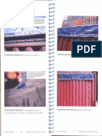 Guid for open top container (Equipment inspection) 25