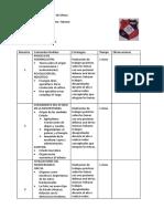 Plan de Acción Dic-Feb (1ro Historia)