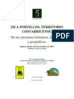 ISLA PORTILLOS-GEOGRAFÍA DE COSTA RICA-Geóg Homer Dávila