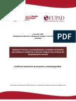 Cartilla Formulación de proyectos.pdf