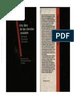 Fernando Escalante Gonzalbo - Una idea de las ciencias sociales-Paidós (1999).pdf