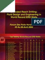 Best Practice - ERD Hole Cleaning