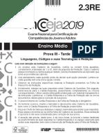 Ensino médio – Linguagens, códigos e suas tecnologias – Aplicação regular.pdf