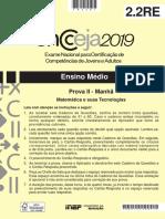 Ensino médio – Matemática e suas tecnologias – Aplicação regular.pdf