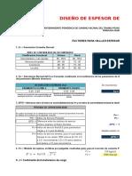 CALCULO DE ESPESOR DE AFIRMADO.xlsx