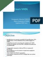 Cours VHDL et FPGA