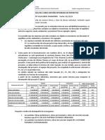 EVALUACION PARCIAL DE GESTION INTEGRADA 2019_II