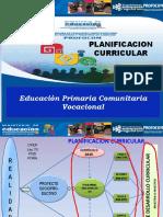 PRESENTACION PLANIFICACION