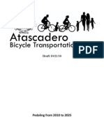 Atascadero Bicycle Transportation Plan