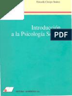 Libro - Crespo - Introducción a la Psicología Social.pdf