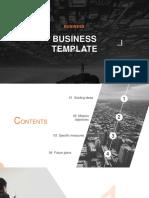 BUSINESS TEMPLA-WPS Office