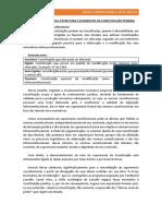 AULA 01. Supremacia, Estrutura e Elementos da CF